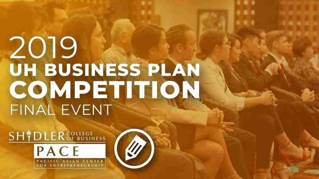 Pacific Asian Center for Entrepreneurship Business Plan Competition