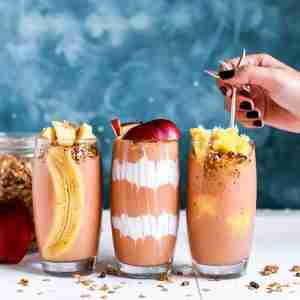Weight gain smoothies