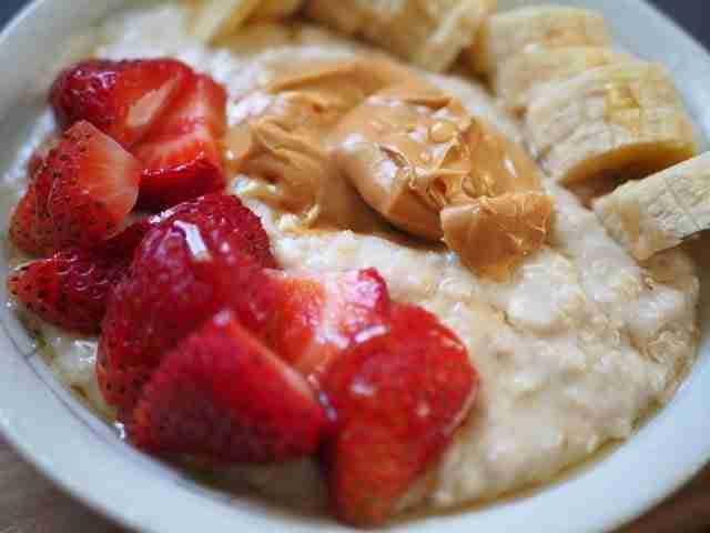 Vegan Breakfast Meal Prepare