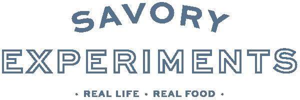 savory experiment logo