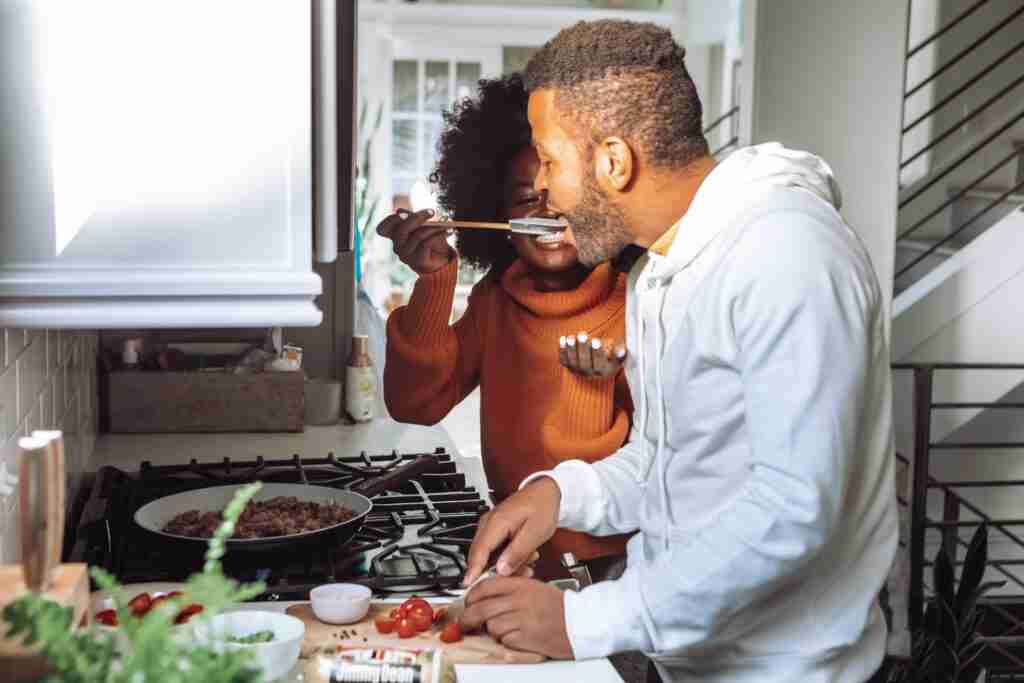 How Cooking Can Ease Stress